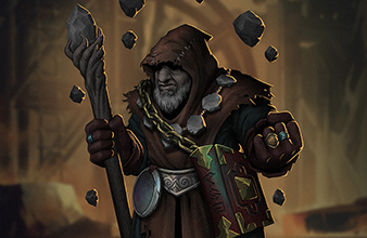 Devblog #4. Of dwarves and Geomancers.